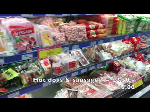 Vietnamese Supermarket Tour (Prices Included)