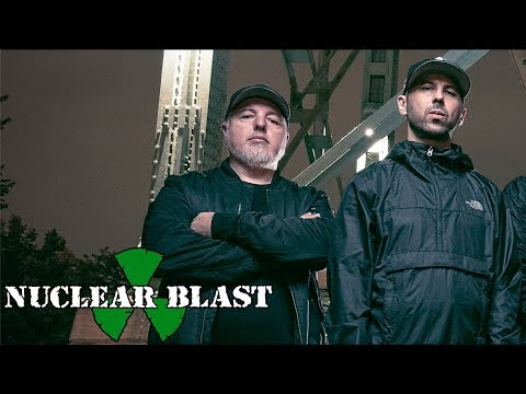 DESPISED ICON - Writing the Album Purgatory (OFFICIAL TRAILER)