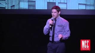 Jeremy Jordan sings Don