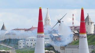 Red Bull Air Race в Казани: шоу в воздухе, на воде и на земле
