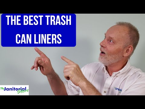 High-Density vs Low-Density Trash Can Liners