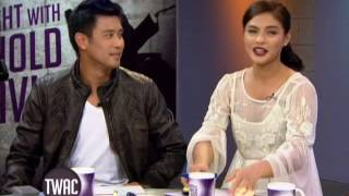 "Lovi Poe admits ""may kasalanan ako kay Rocco"" | Tonight with Arnold Clavio"