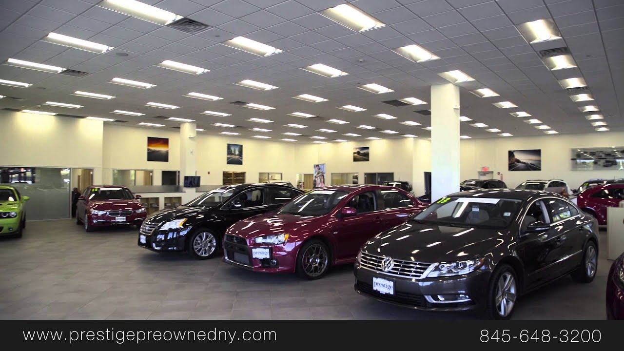 Wel e to Prestige Pre Owned of Orange County
