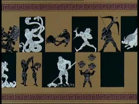 Els dotze treballs d' Astèrix / Astérix y las doze pruebas [DVDRIP RMSTRZDO] [COMPLETA] [CATALÀ]