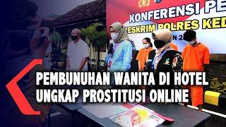 Pembunuhan Wanita Di Hotel Ungkap Kasus Prostitusi Online