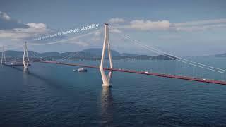 Multi-span suspension bridge on floating foundations - E39 Bjørnafjorden