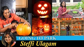 Halloween Decoration Vlog in Tamil | Shopping vlog in Tamil | Garden Update