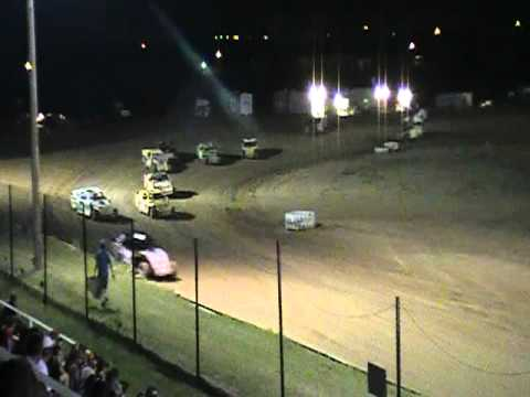 USMTS Lake Country Speedway B-Main #1   5-7-11.