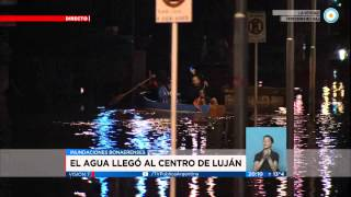 Video: El agua en Buenos Aires, completo informe de Canal 7