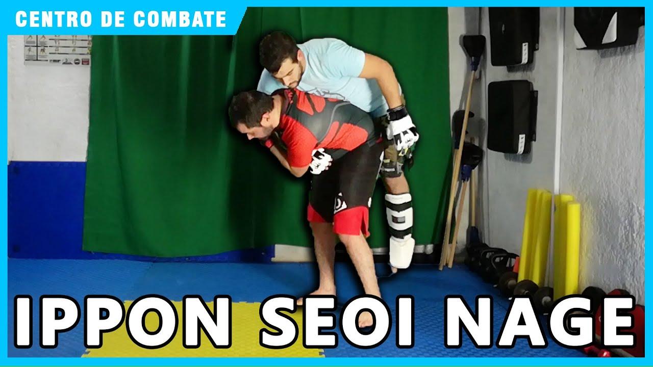 Judo para MMA | Ippon Seoi Nage | Centro de Combate