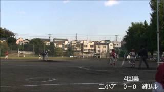 平成22年第8回 東京都知事杯争奪さわやか少年野球大会(練馬レッドサン...