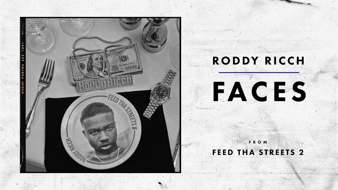 Roddy Ricch - Faces [Official Audio]
