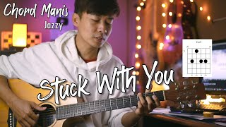 Download Chord Manis - Stuck With You - Ariana feat Bieber | Tutorial Gitar