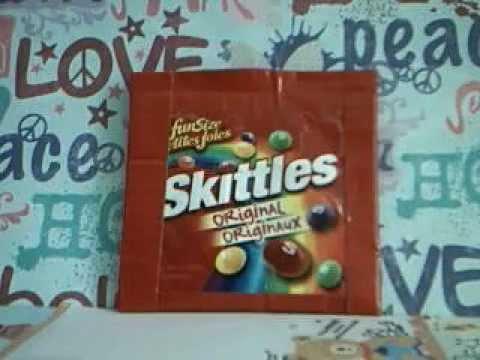 Skittles new packaging – buzzpls.Com