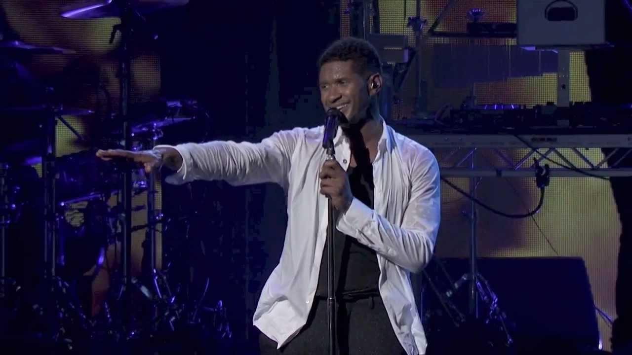 Congratulations:  Usher Welcomes A Baby Girl!!