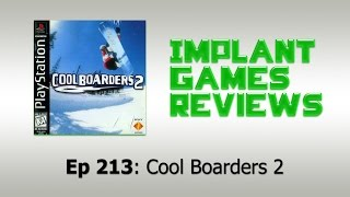 Cool Boarders 2 (PlayStation) - IMPLANTgames Reviews