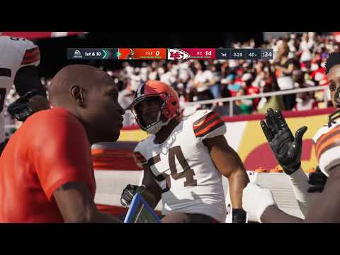 Madden NFL 21 my new game  