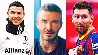 WHAT'S HAPPENING!? BECKHAM will SHOCK THE FOOTBALL WORLD!? MESSI and RONALDO to INTER MIAMI!?