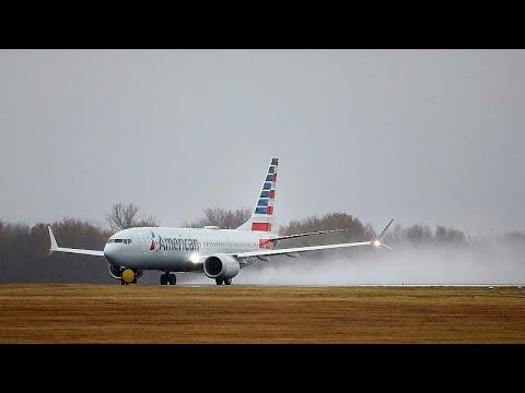Boeing-737 Max снова