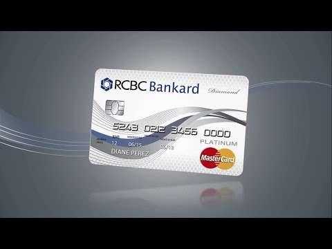 RCBC Bankard Diamond Card Platinum MasterCard - Relaunch