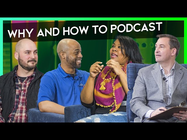 The Secret Benefits of Podcasting