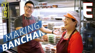 A Behind the Scenes Look at How LA's Best Banchan Is Made — K-Town