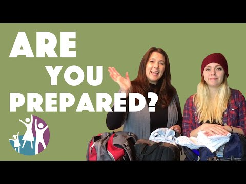 Autism Emergency Preparation: Families With Autistic Children