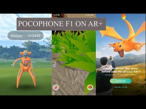 New Pokemon Go 0.123.2 features Ar+ on Android!