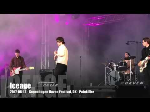 Iceage - Painkiller - 2017-08-11 - Copenhagen Haven Festival, DK