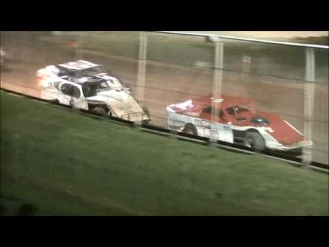 Ohio Valley Speedway AMRA Modified Feature 8-27-2016