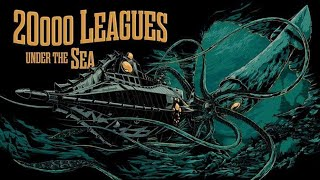 20,000 Leagues Under The Sea (1954)  movie review