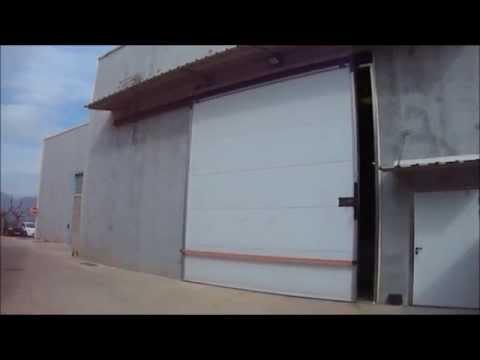 Big size hermetic sliding doors