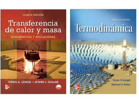 Descarga Gratis Transferencia De Calor Y Termodinamica De Cengel