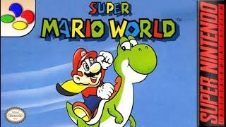 Longplay Of Super Mario World/Super Mario Advance 2