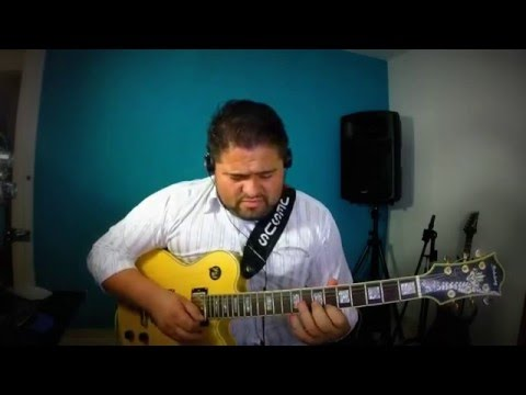 john scofield Blue MAtter - Guedes (Cover) jazz man