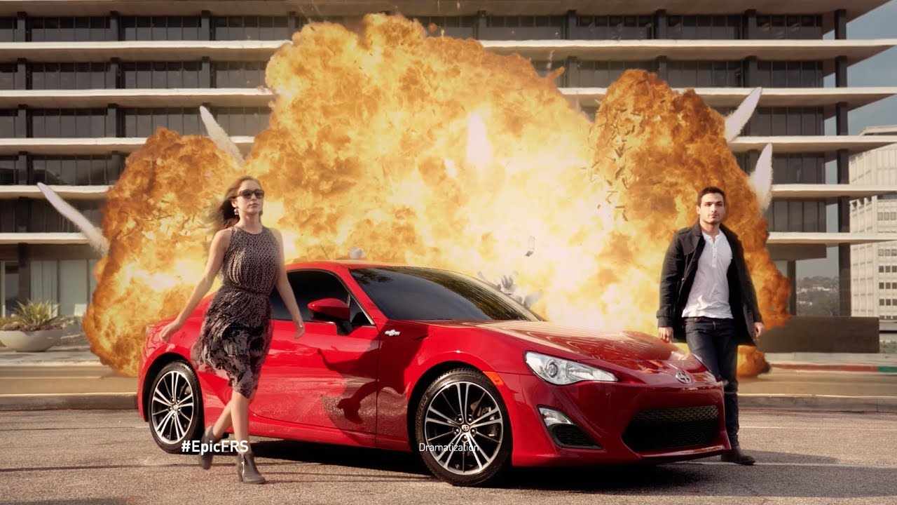 2014 Scion Fr S Quot Makes Everything Epic Quot Youtube