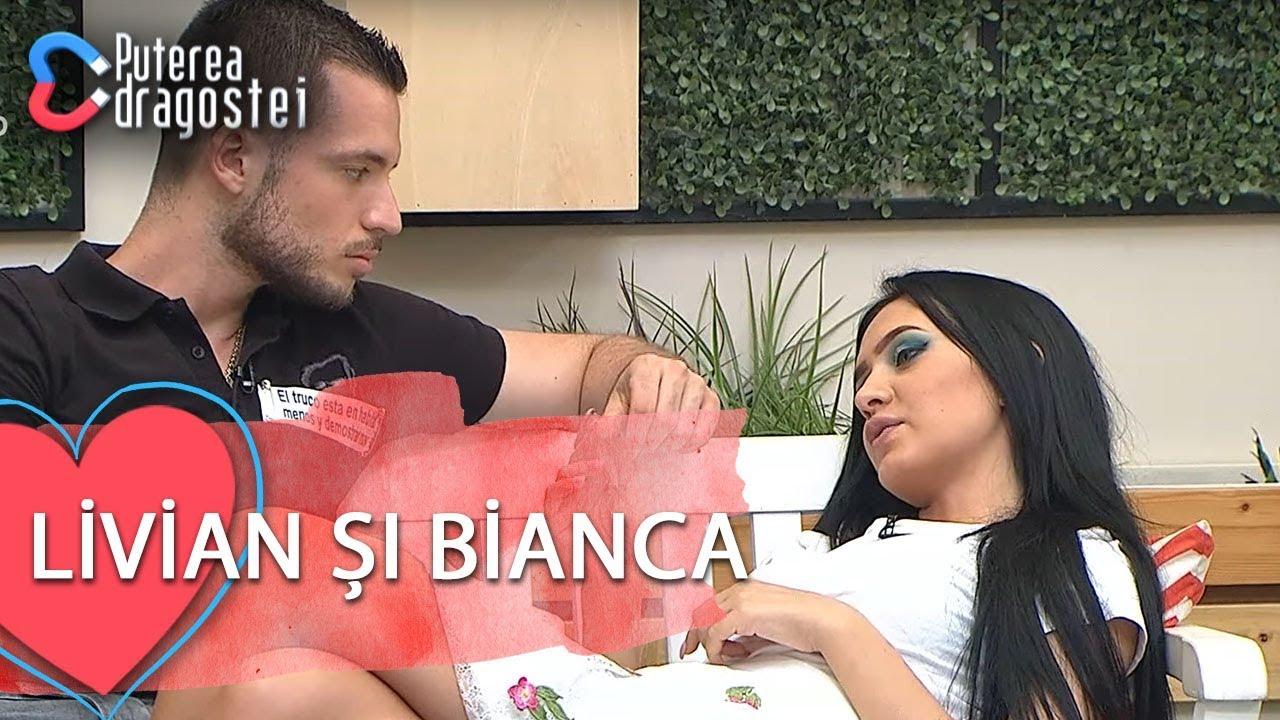 Livian se gandeste la un posibil viitor cu Bianca dar ii este frica de Mocanu!