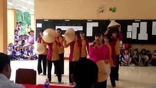 Thím Hai Lúa vòng loại Lớp 11.4 năm 2017-2018 Trường THPT Nguyễn Văn Tiếp