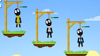 Stickman Shooting Game for Warriors Gibbets - (Android Gameplay)