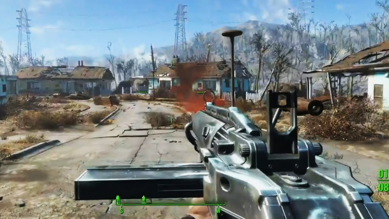 Fallout 4 60 Fps