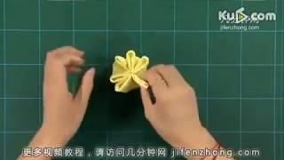 折布手作之立体小花