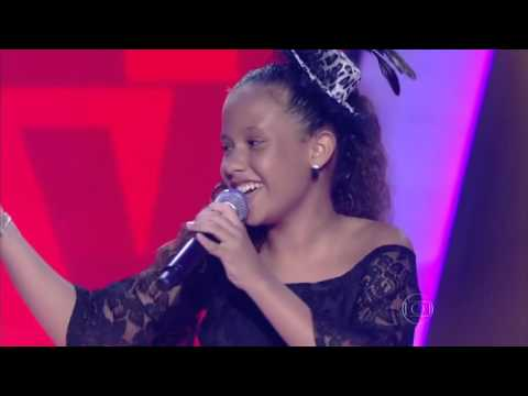 Leslie & Laurie cantam 'Seio de Minas' no The Voice Kids - Audições|1ª Temporada