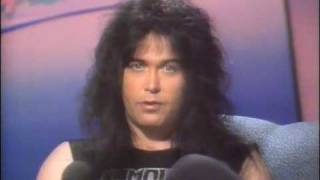 Blackie Lawless (WASP) Interview - RockArena (Aus) 1985
