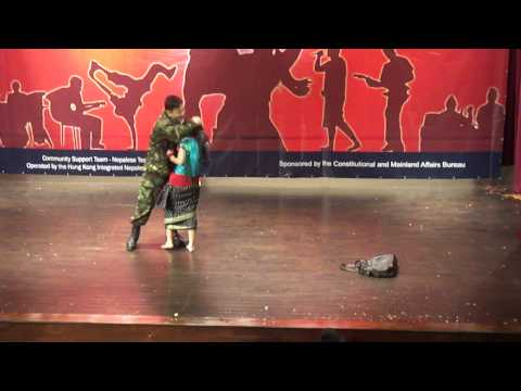 Gorkha paltan Nepali Movie Dance
