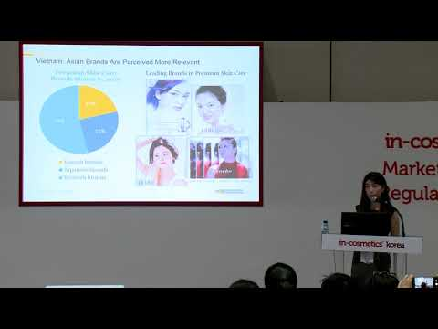 in-cosmetics Korea 2017 - Preminum Skincare in Asia: Key Trends and Outlook