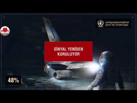 Zarya 1 - Turkce 14. Bölüm Tesise İlk Giriş Mekik