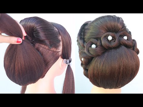 easy-hairstyle-for-short-hair-|-new-hairstyle-|-hair-style-girl-|-simple-hairstyle-|-best-hairstyle