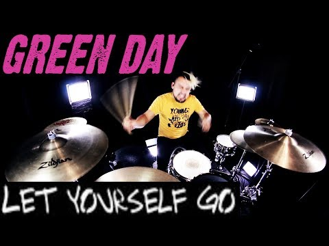 Green Day - Let Yourself Go (Drum Cover)