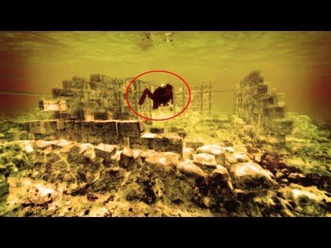 5 STRANGEST Things Ever Found In The Deep Ocean
