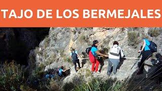 Sendero Tajos de los Bermejales - Rio Cacin (Granada) HD